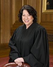Sonia Sotomayor, Associate Justice of the United States Supreme Court